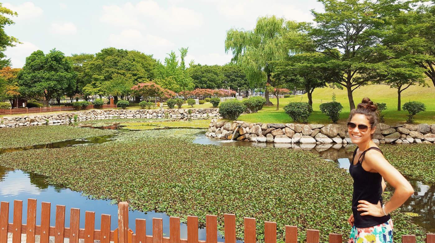 Gyeongju-parque-tumbas-daereungwon