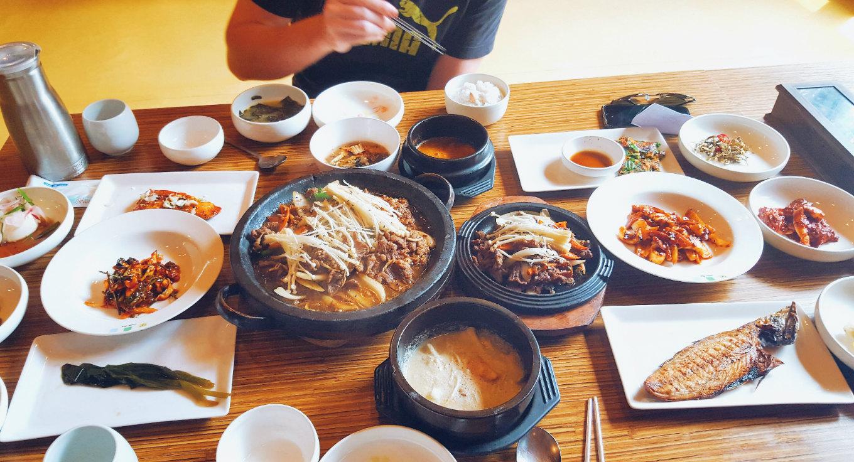 gyeongju-restaurante-Hongsi-Hanjungsik