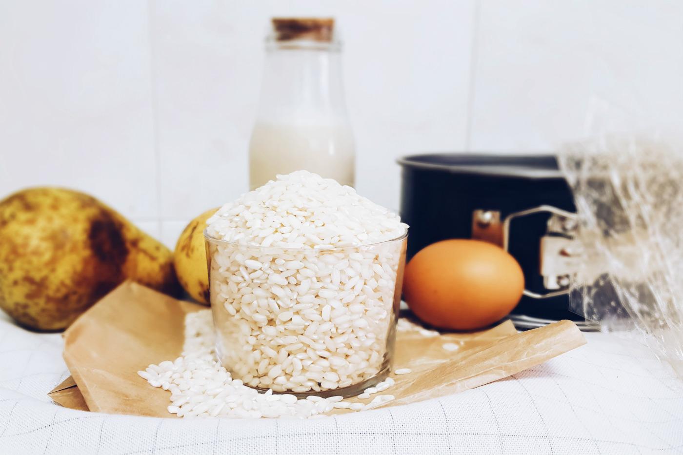 tarta-de-arroz-arborio-ingredientes