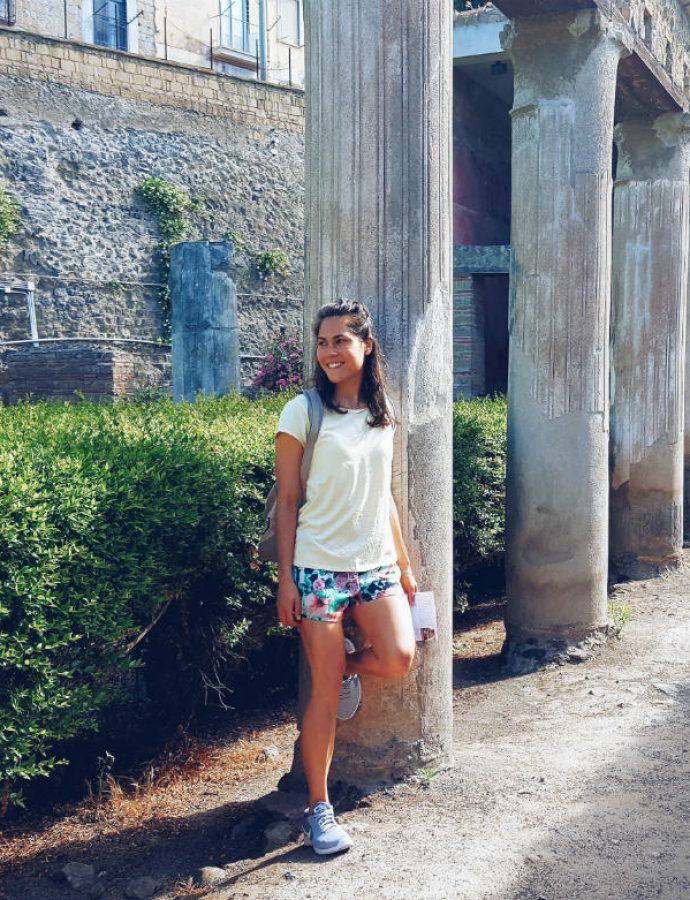 ¿Por qué visitar Herculano en vez de Pompeya?