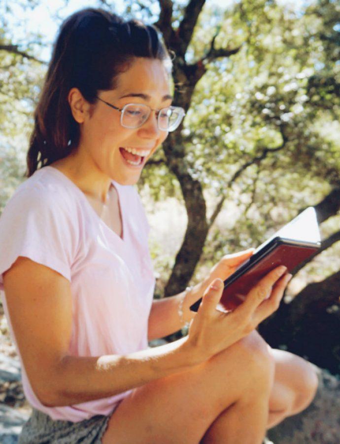 Engancharte a la lectura disfrutando y dando ejemplo