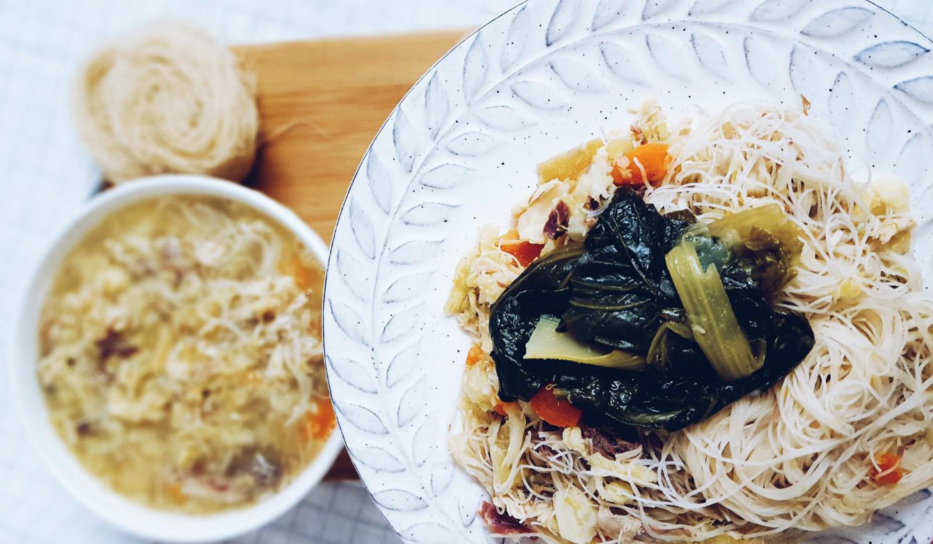 fideos-de-arroz-integral-verduras