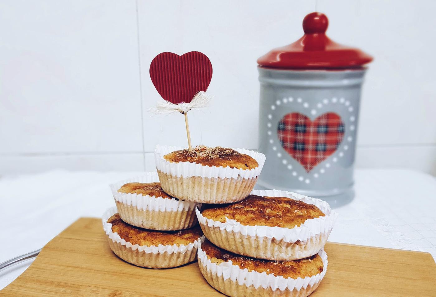 muffins-de-espelta-san-valentin