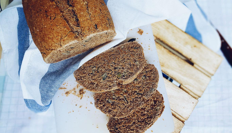 pan de espelta integral saludable