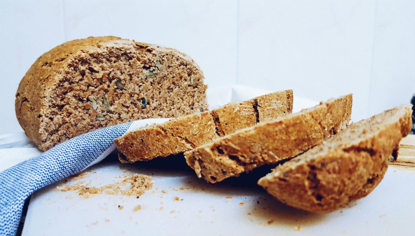 pan de espelta saludable