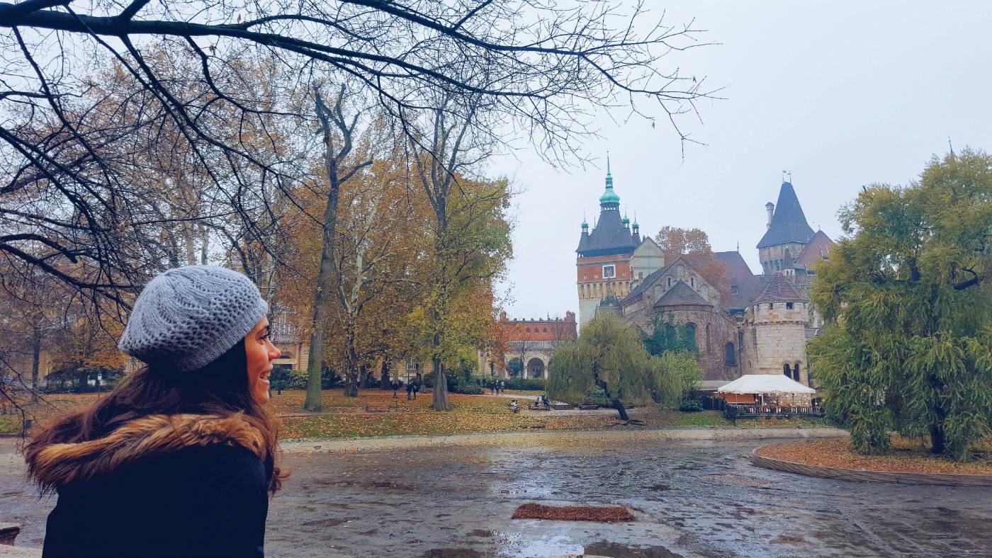 Budapest en tres días Castillo de Varosliget