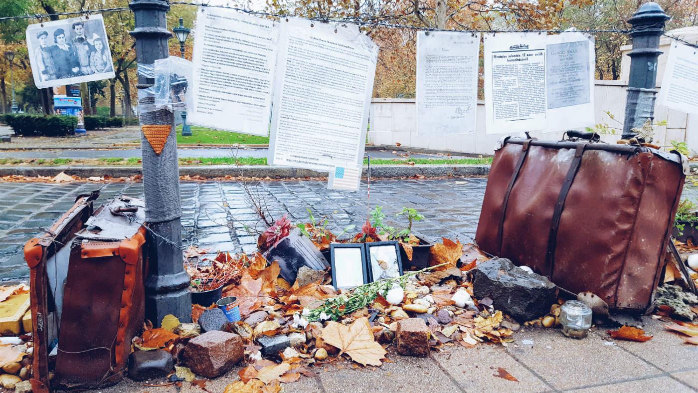 Budapest en tres días tour barrio judío
