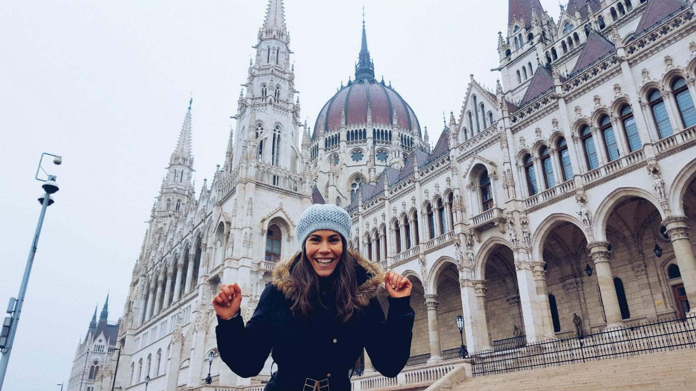 Budapest en tres días y su Parlamento