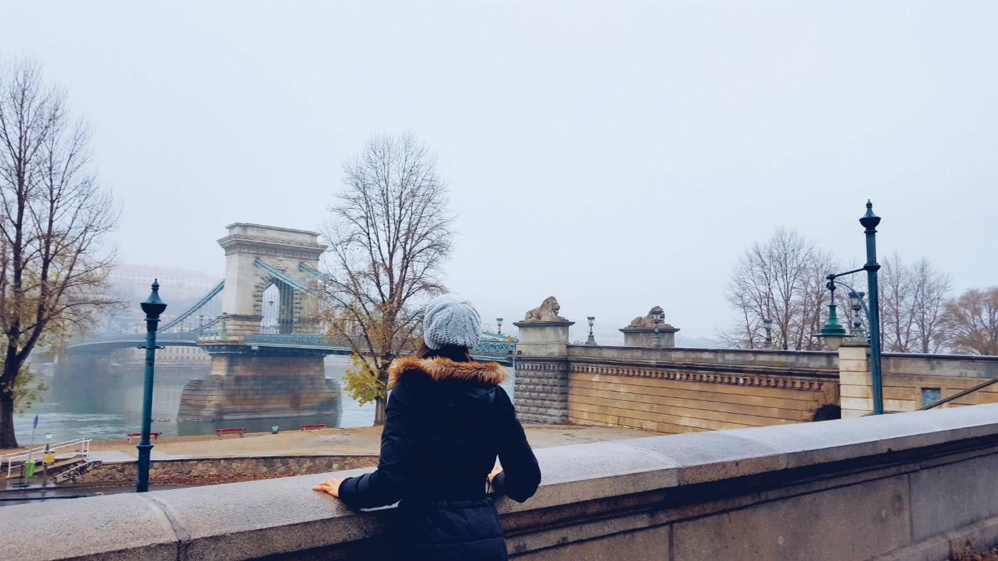 Budapest en tres días cruzando el Puente de las Cadenas