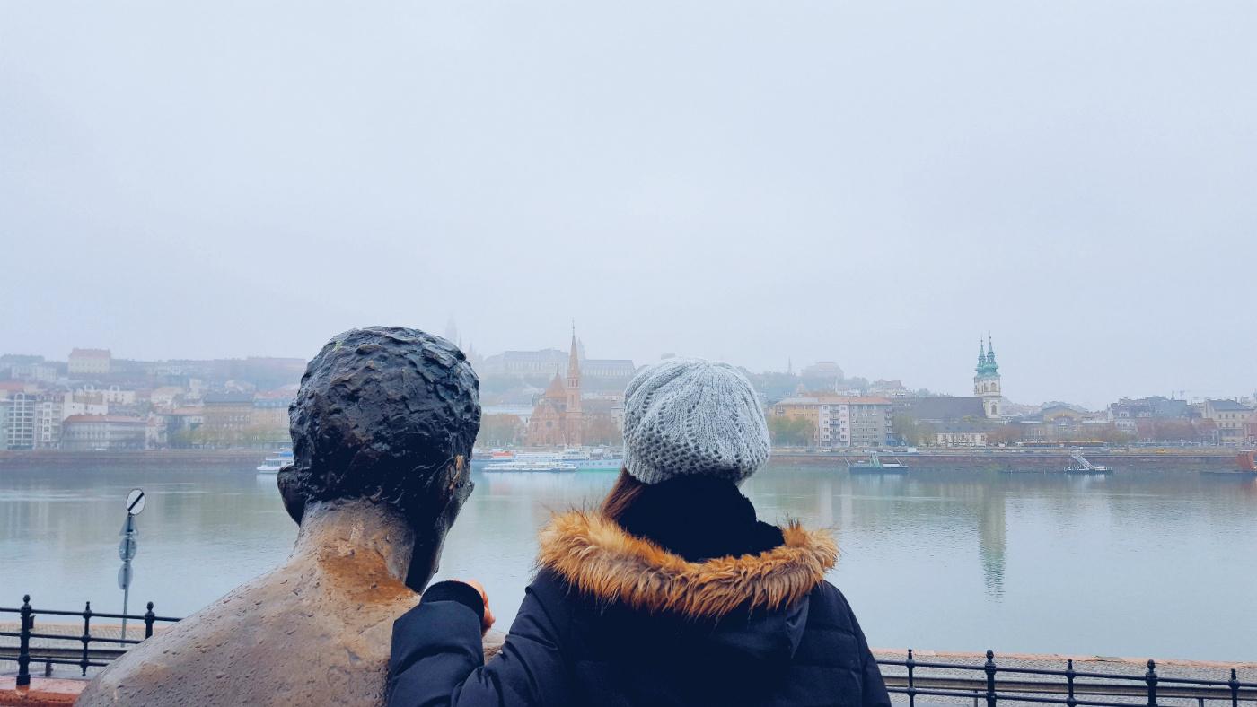 Budapest en tres días vistas desde el Danubio