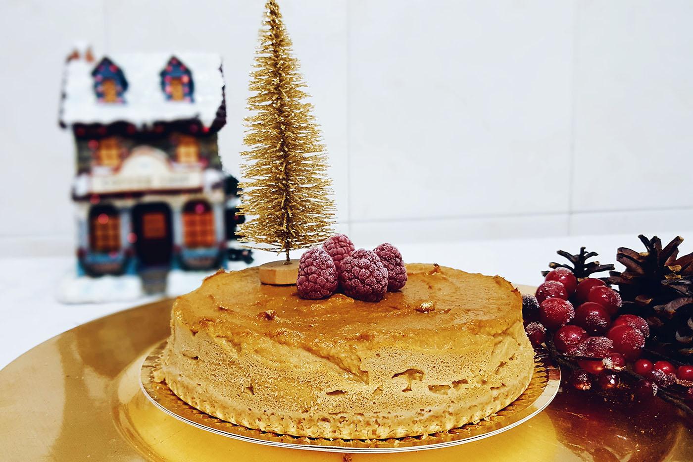 Receta de tarta de boniato saludable