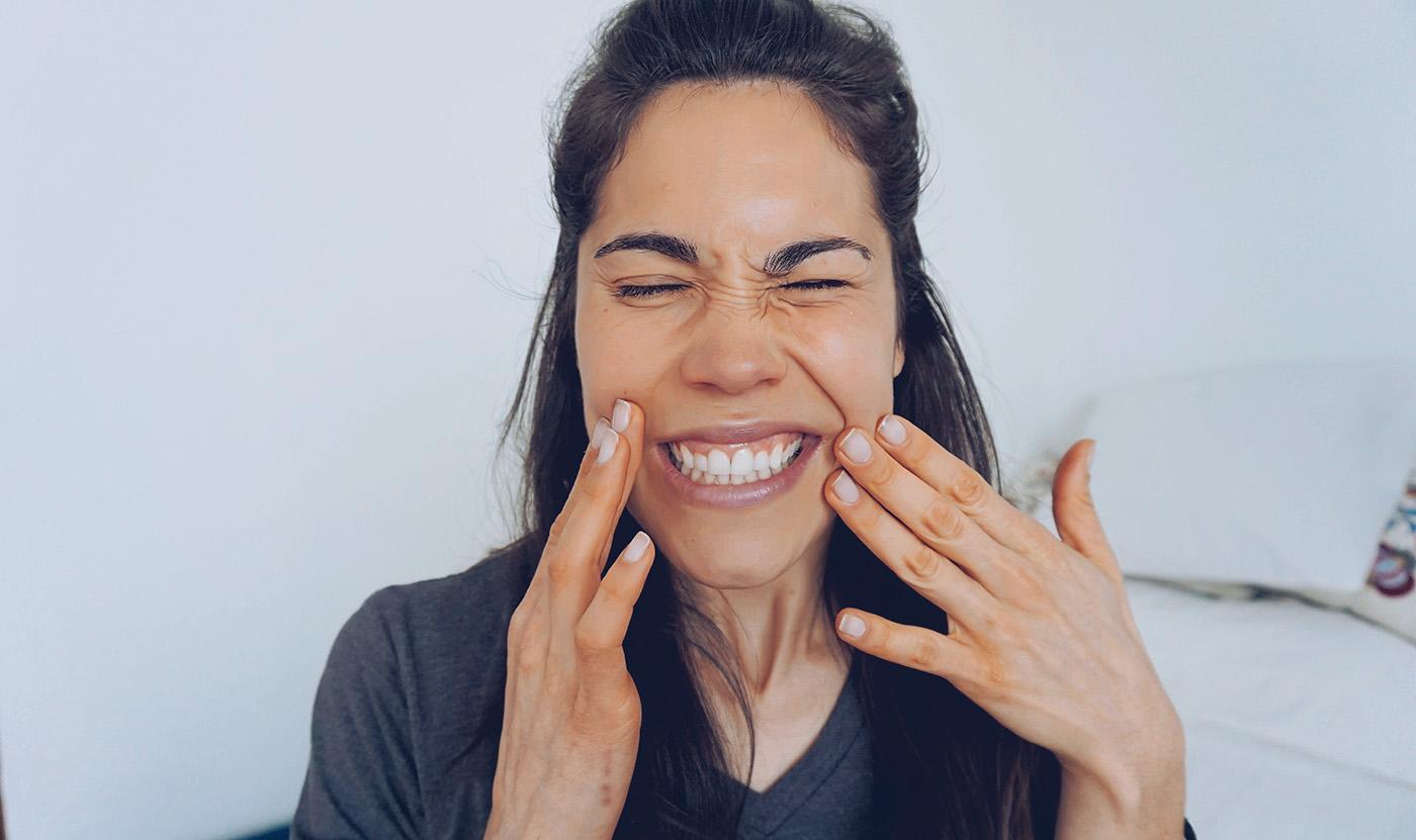 Sensibilidad durante el blanqueamiento dental