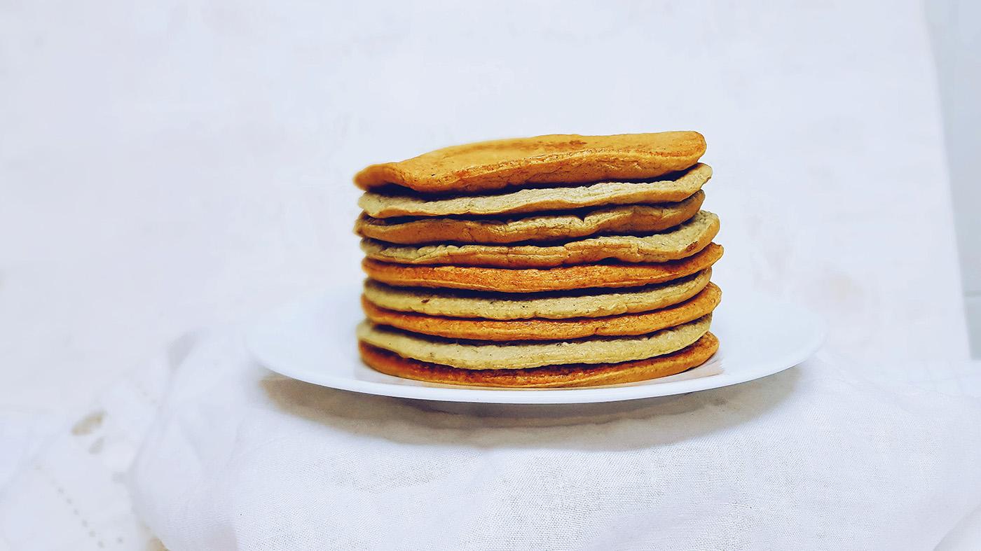 Por qué comer de todo sí es saludable consumiendo tortitas