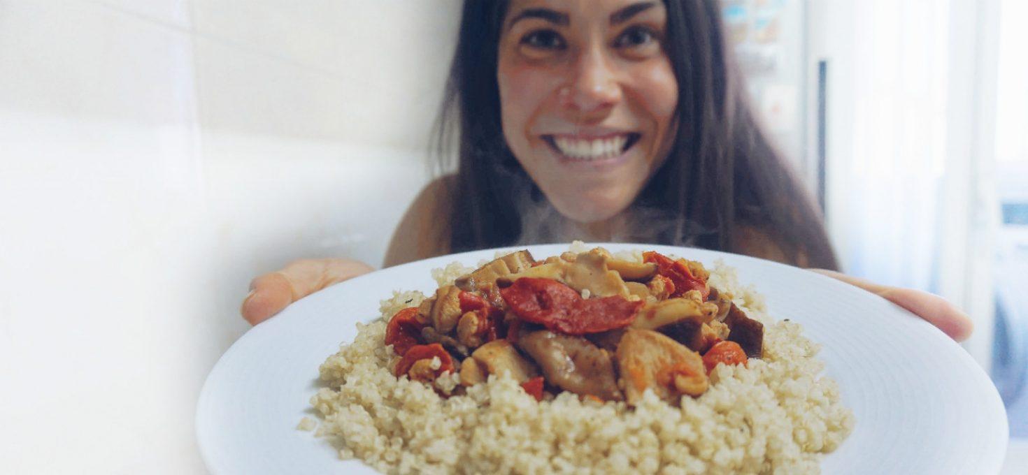 Por qué comer de todo sí es saludable