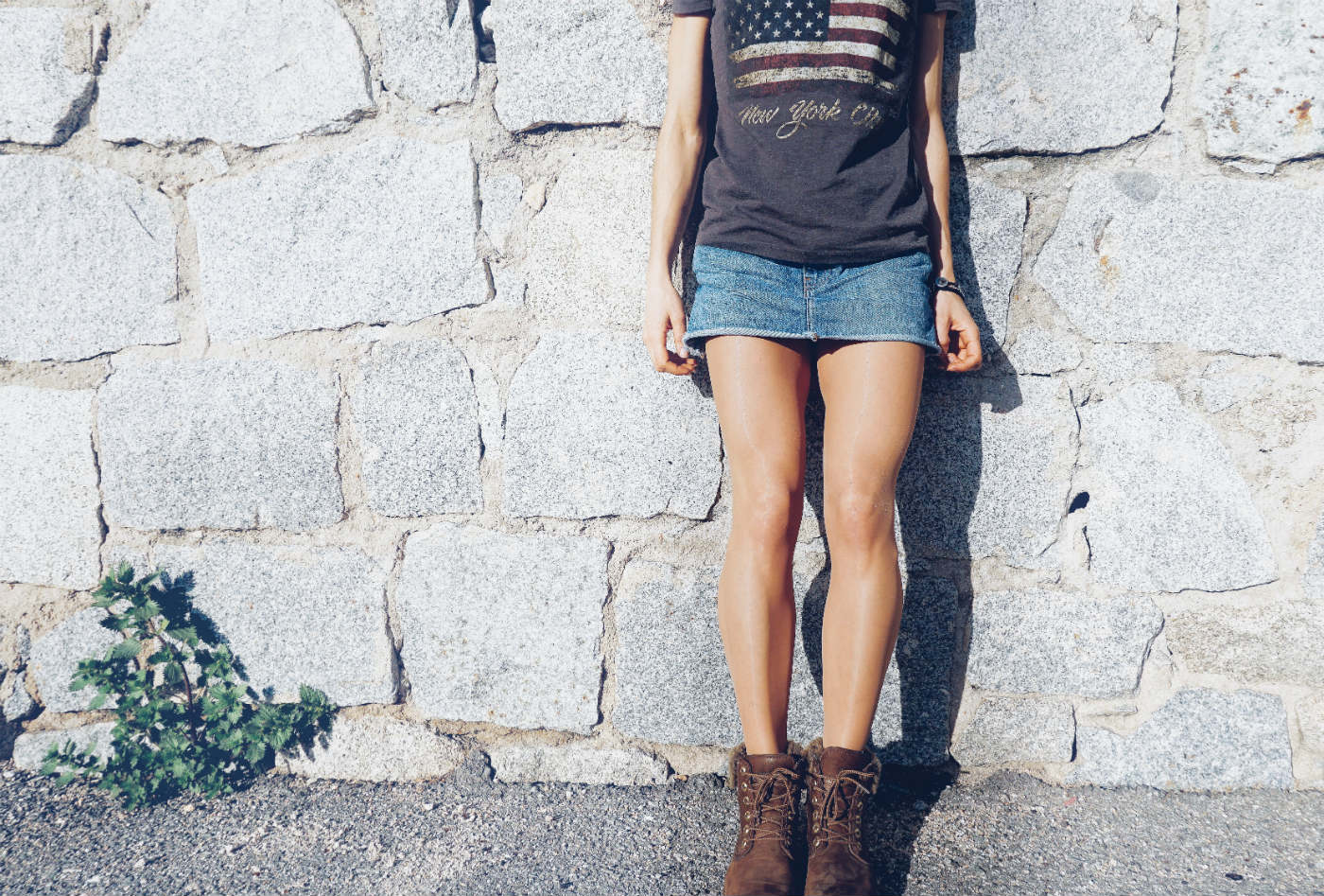 Cinco centímetros menos de fémur y anorexia