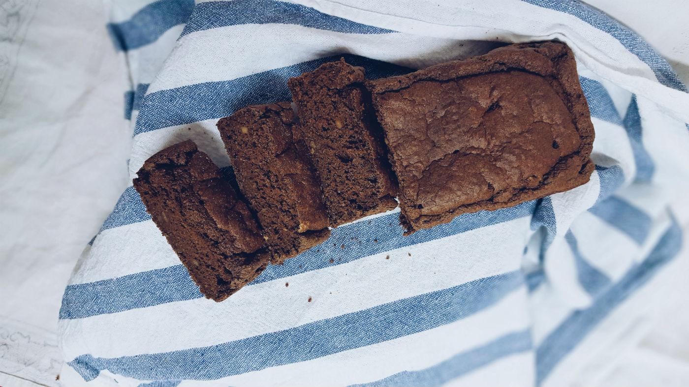 healthy Carob Cake Recipe