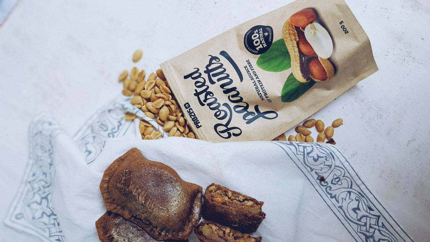 Empanadillas de manzana saludables