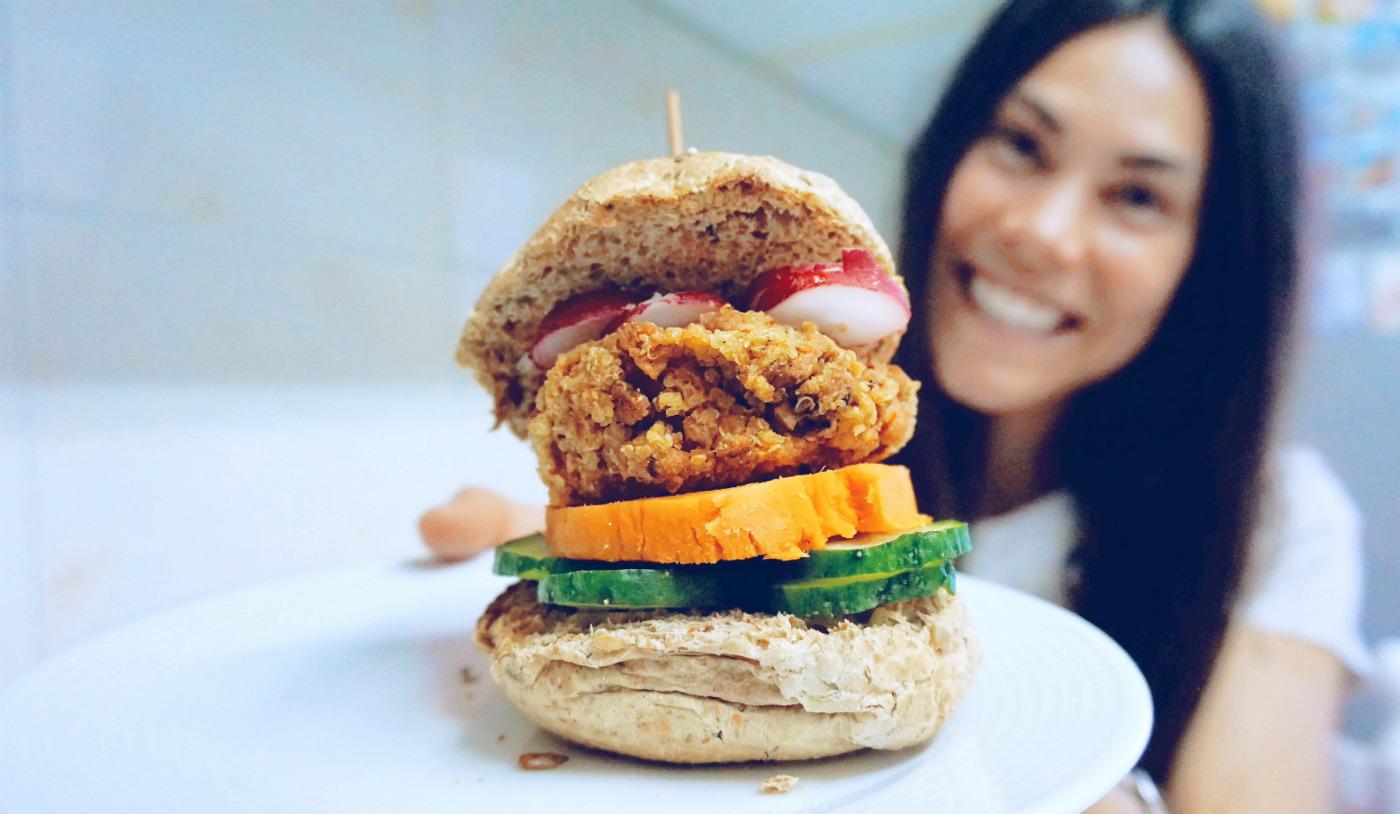 Reto siete días comiendo vegano