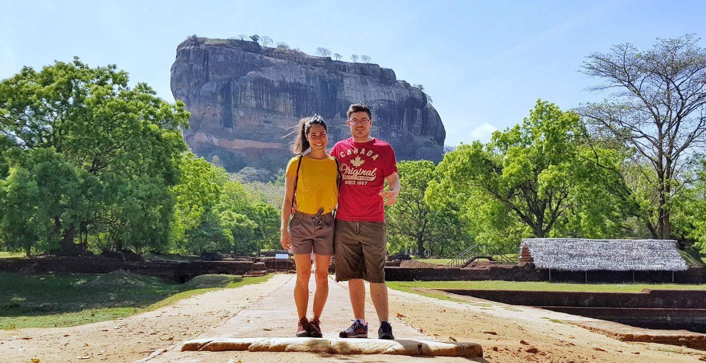 Lion-Rock-en-Sigiriya-Sri-Lanka