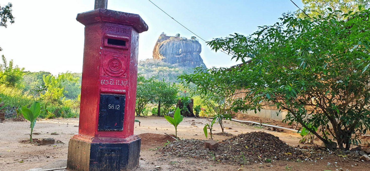 Qué ver en Sigiriya: La Roca del León y Pidurangala