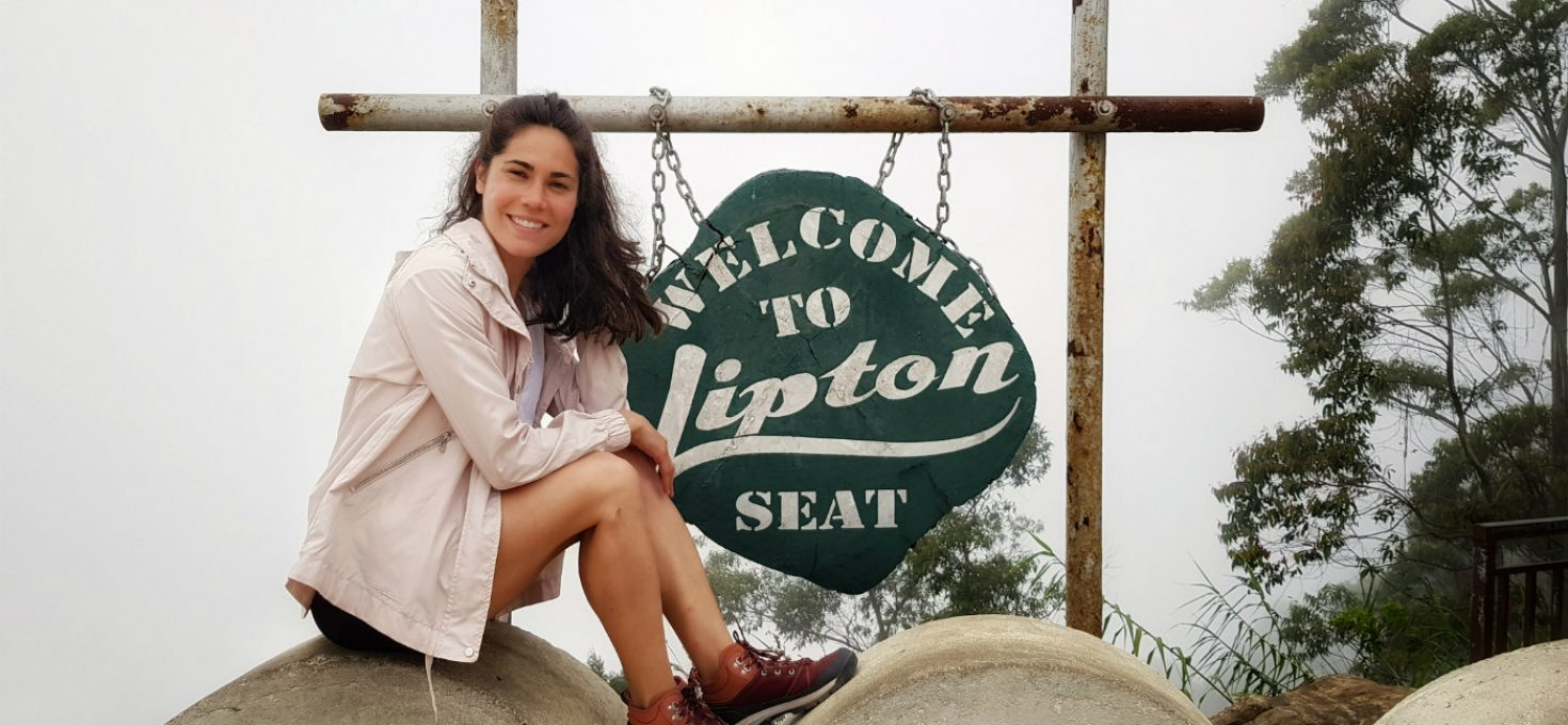 Visitar Lipton's Seat en Haputale, Sri Lanka