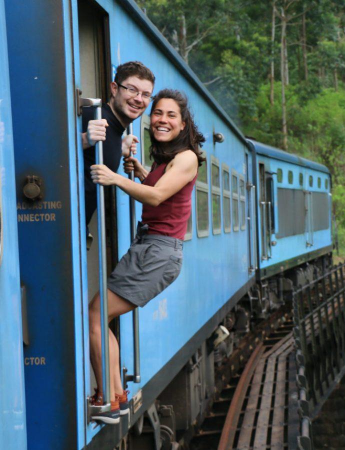 De Kandy a Ella en el tren más bonito del mundo