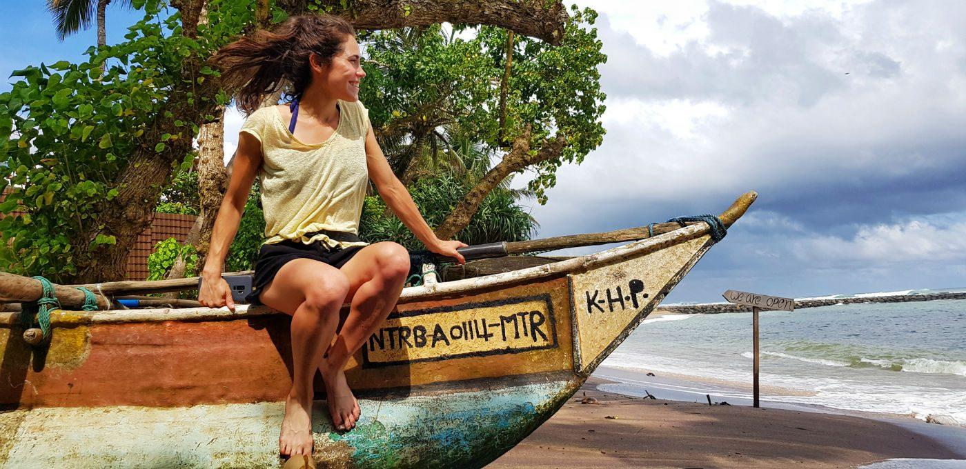 Mirissa, el fin de la costa sur de Sri Lanka