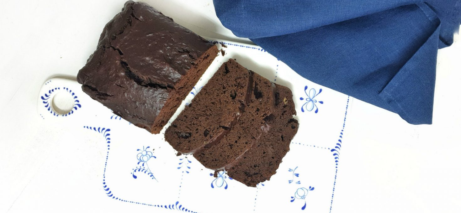 Keto brownie de chocolate saludable y esponjoso