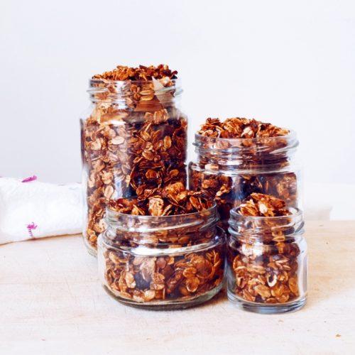 receta-granola-crujiente-de-berries