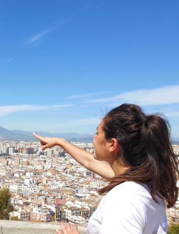 Visitar Málaga en cinco días, planes saludables en familia